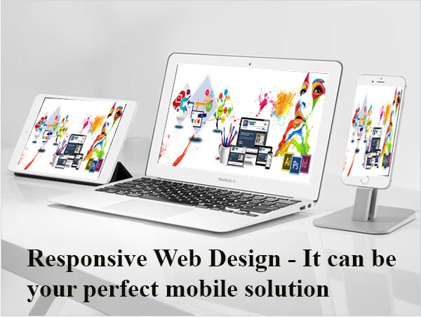 Responsive Design - mobile solution